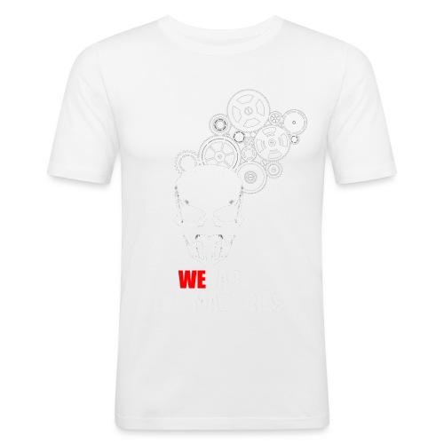 ENGRE CRANE 01 png - T-shirt près du corps Homme