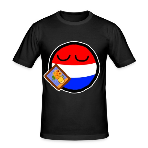 Netherlandsball - Men's Slim Fit T-Shirt