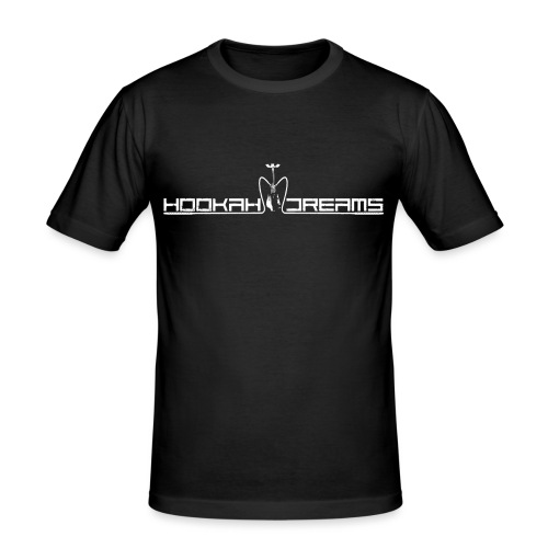 Hookahdreams - Männer Slim Fit T-Shirt
