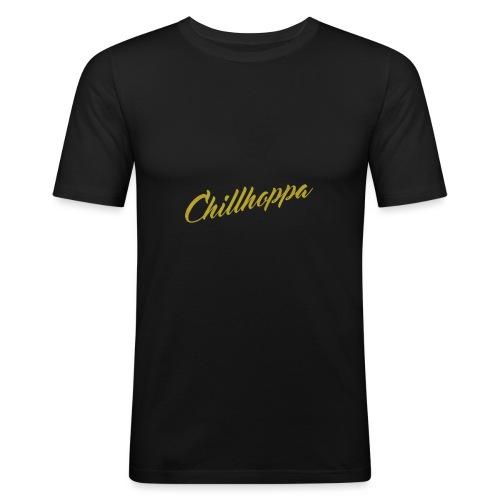 Chillhoppa Music Lover Shirt For Women - Men's Slim Fit T-Shirt