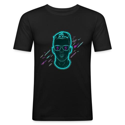 GREG DELA - T-shirt près du corps Homme