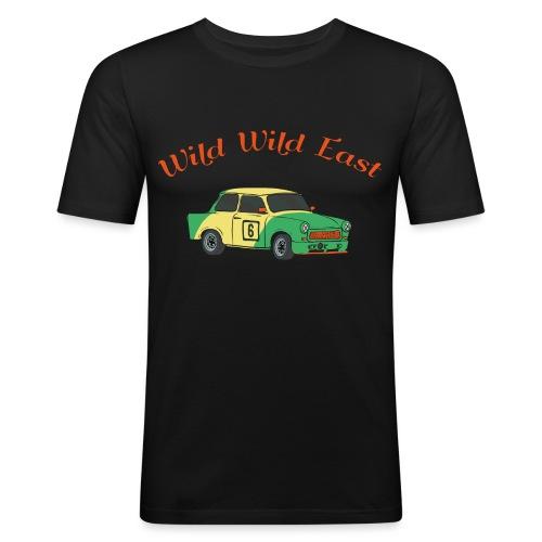 Wild Wild East - Männer Slim Fit T-Shirt