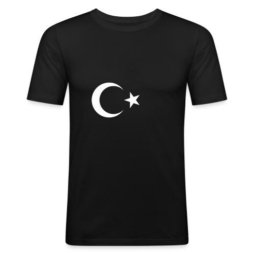 Turquie - T-shirt près du corps Homme