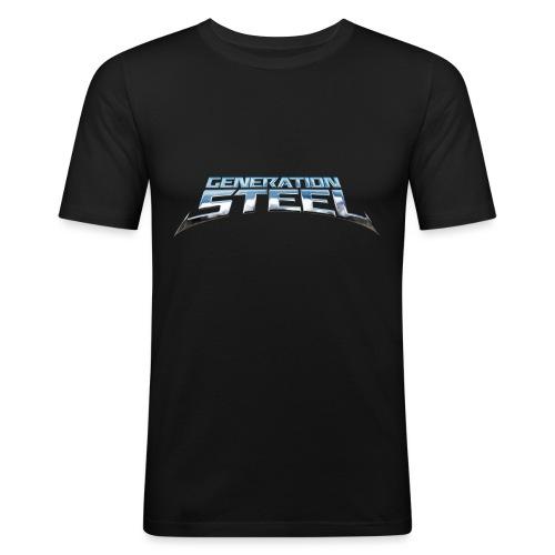 GENERATION STEEL - Männer Slim Fit T-Shirt