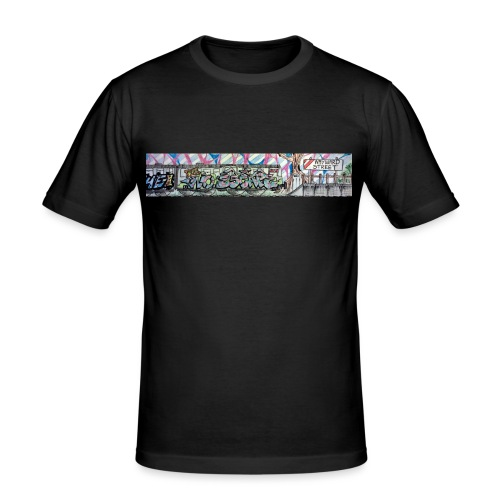 Pye and Fek No Escape - Men's Slim Fit T-Shirt