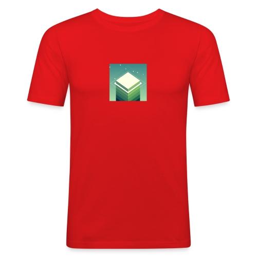 StackMerch - Men's Slim Fit T-Shirt