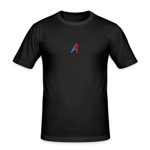 A1 Merch - Männer Slim Fit T-Shirt