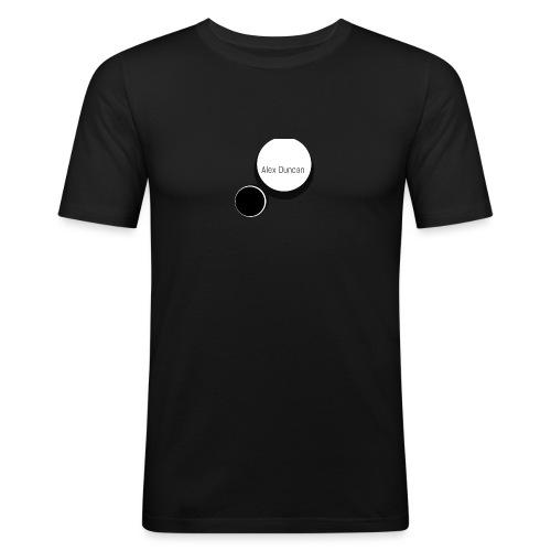 Alex Duncan - Men's Slim Fit T-Shirt