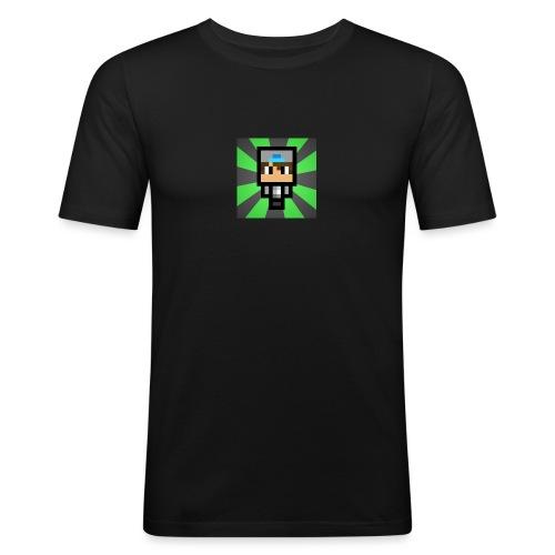 Halias - Slim Fit T-skjorte for menn