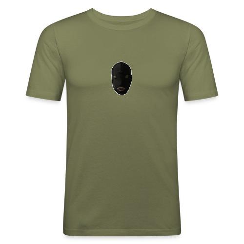 Rahat tiskiin Tee - Miesten tyköistuva t-paita