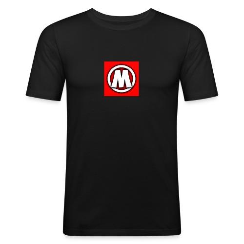 Plain T-Shirt - Men's Slim Fit T-Shirt