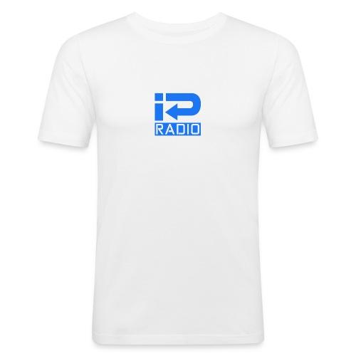 logo trans png - Mannen slim fit T-shirt