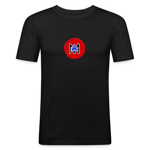 Arman&Matze - Männer Slim Fit T-Shirt