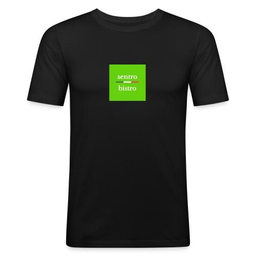 Sentro bistro - T-shirt près du corps Homme