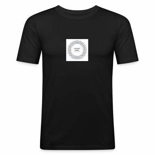 Luxury SHOP Eau De Parfum - T-shirt près du corps Homme