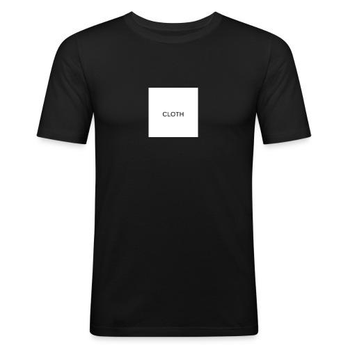 CLOTH - Männer Slim Fit T-Shirt