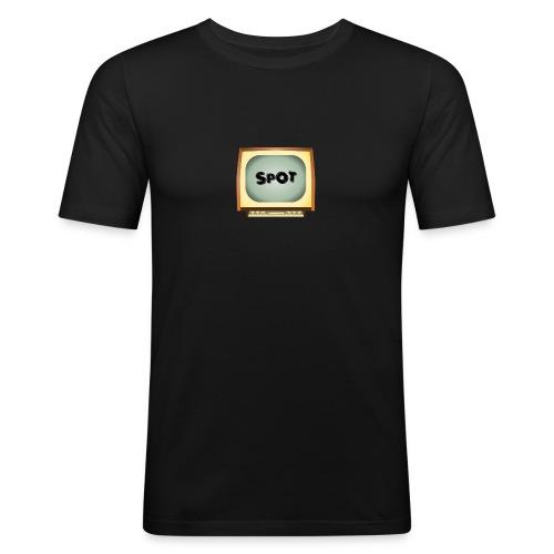 TV Spot - Maglietta aderente da uomo