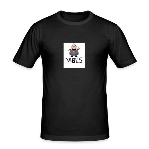 BossVibes version 3 - Herre Slim Fit T-Shirt