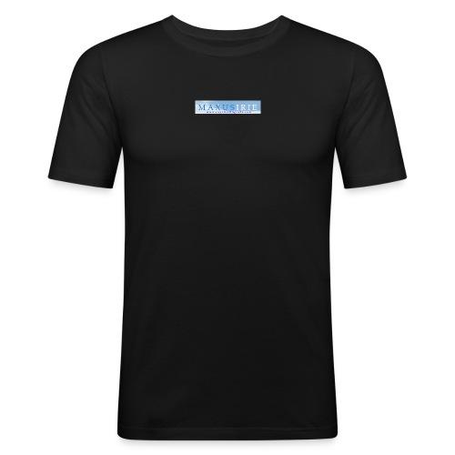 Maxus Irie logo - Men's Slim Fit T-Shirt