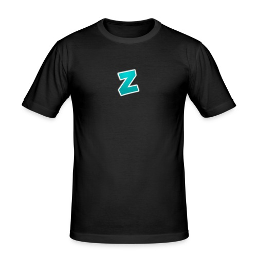 Z3RVO Logo! - Men's Slim Fit T-Shirt
