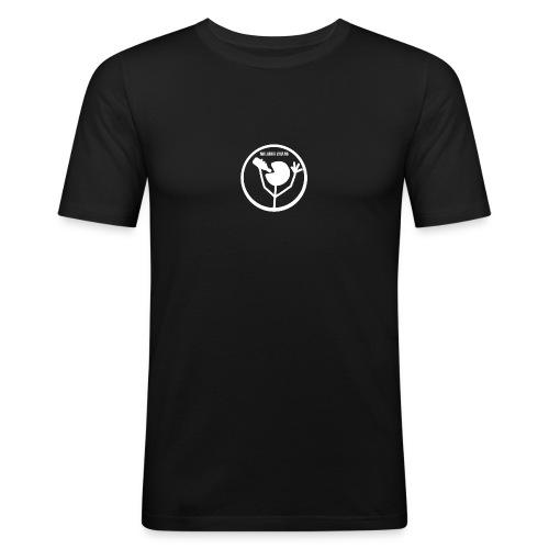 Malakkawears - Männer Slim Fit T-Shirt