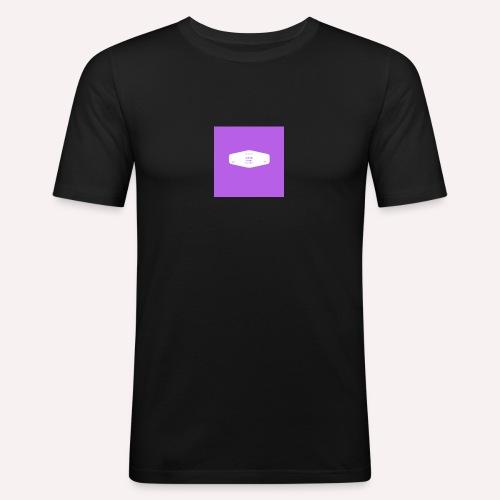 IneffableHappy - T-shirt près du corps Homme