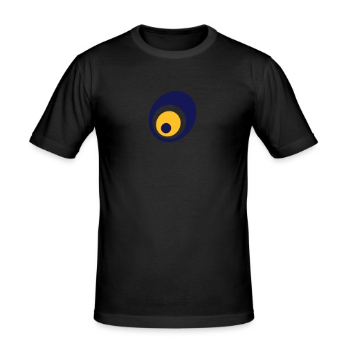 nazar boncugu2 - Männer Slim Fit T-Shirt