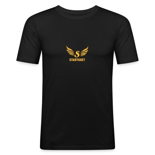 Brauerei Stadtguet - Männer Slim Fit T-Shirt