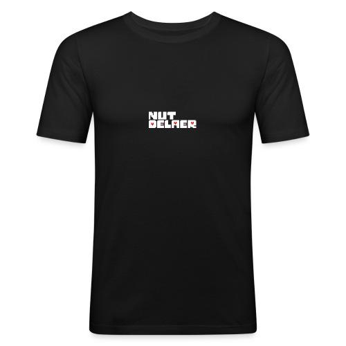 Anagram - Obcisła koszulka męska