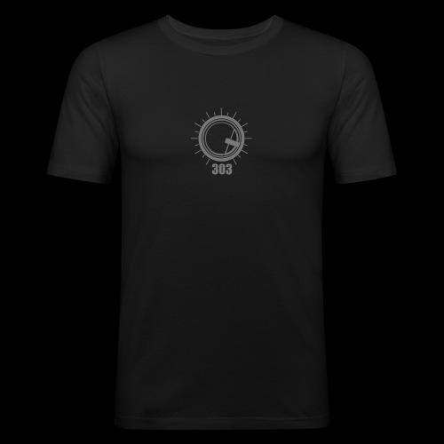 Push the 303 - Men's Slim Fit T-Shirt