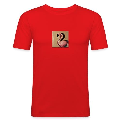 ingo - Slim Fit T-shirt herr