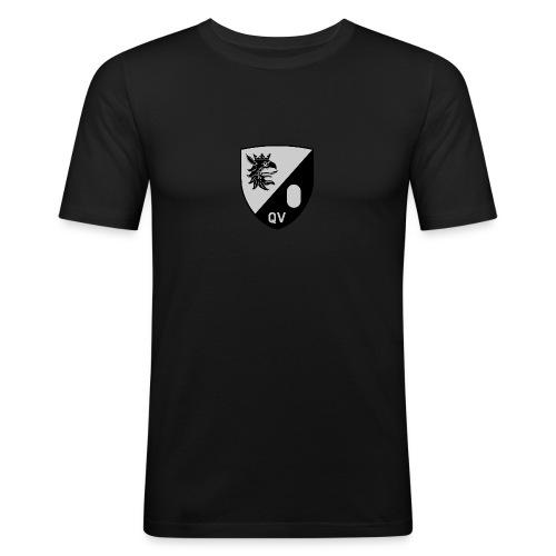 QV Hemvaern slutkorr - Slim Fit T-shirt herr
