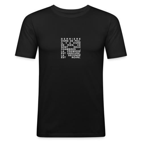 VH1 - T-shirt près du corps Homme
