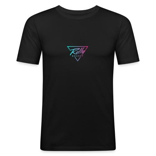 Rolly Rocket - T-shirt près du corps Homme