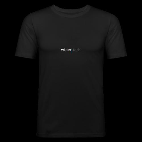 WiperTech hell - Männer Slim Fit T-Shirt