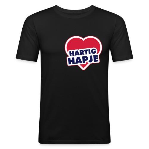 Hartig hapje - Mannen slim fit T-shirt