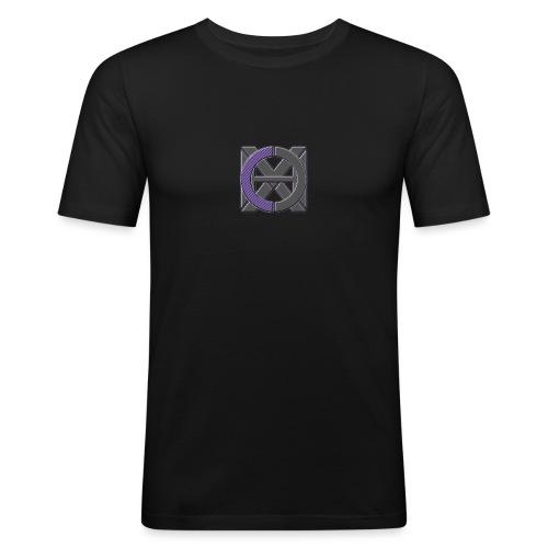 Logo seul - T-shirt près du corps Homme