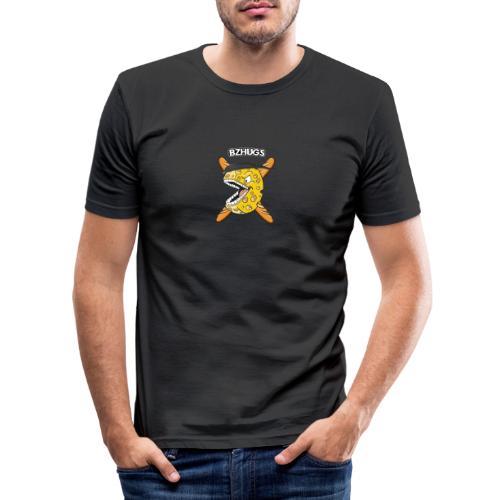 LogoBZHugs - T-shirt près du corps Homme