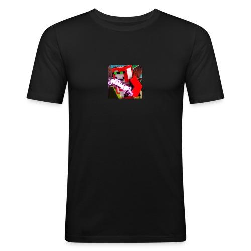 Mystix - Männer Slim Fit T-Shirt