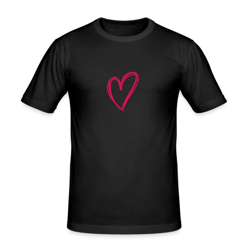 hartje03 - T-shirt près du corps Homme