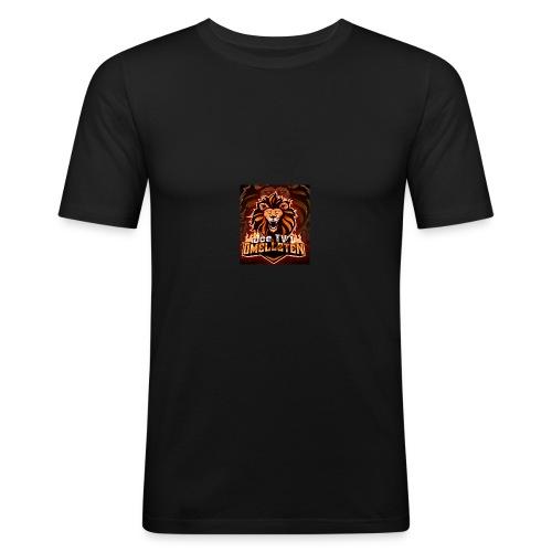 *Joe tv 1 O'melleten` * - Männer Slim Fit T-Shirt