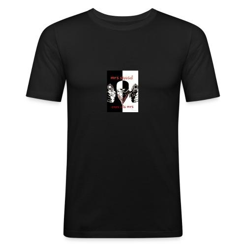 Enox - T-shirt près du corps Homme