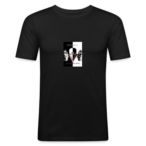 Draxxo - T-shirt près du corps Homme