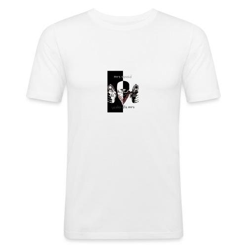 Yasko - T-shirt près du corps Homme