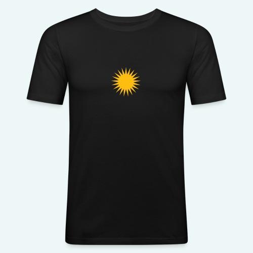 PARMA SUN - Herre Slim Fit T-Shirt