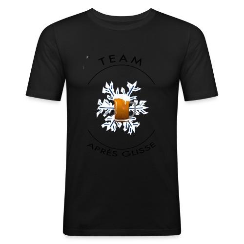 Gamme Produit Team Après Glisse - T-shirt près du corps Homme