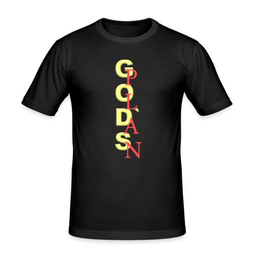 God's Plan Merchandise von The Friday - Männer Slim Fit T-Shirt
