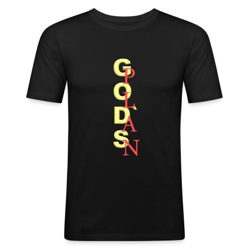 God's Plan Merchandise von The Friday - Männer Slim Fit T-Shirt