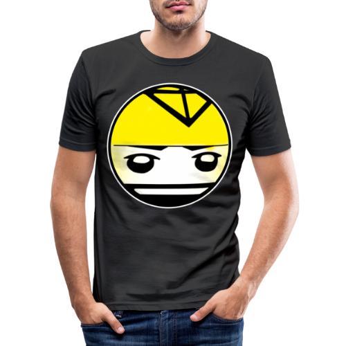 kite Logo T-Shirt - Herre Slim Fit T-Shirt