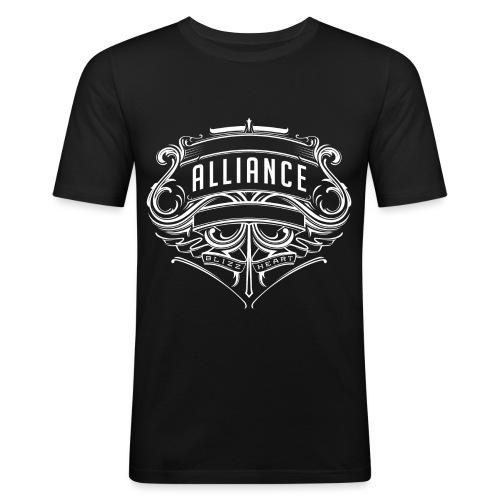 For the Alliance! - Men's Slim Fit T-Shirt